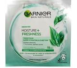 Garnier Moisture + Freshness Super-Hydrating Textile Mask 15 minutes 32 g