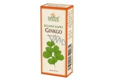 Grešík Ginkgo herbal drops for peripheral circulatory system 50 ml