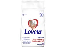 Lovela Barevné prádlo Hypoalergenní prací prášek 26 dávek 3,25 kg