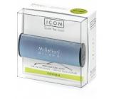 MF.Icon Car perfume Metallo / Oxygen blue matt