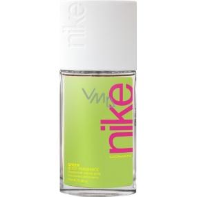 Nike Green Woman EdP 75 ml Women's scent deodorant glass