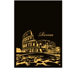 Ditipo Notebook City Gold Collection A4 lined Roma 21 x 29.5 cm 3421006
