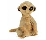 Albi Warm plush meerkat 25 x 20 cm 750 g