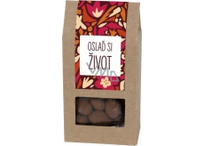 Albi Almonds in chocolate with cinnamon Sweeten your life 80 g