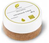 Aromatica Bebutter Bio Lemongrass body peeling 80 g