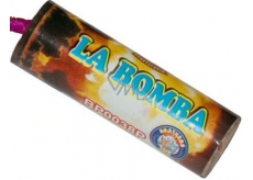 Brothers La Bomba firecracker fireworks CE3 5 pieces III. Class of danger sold from 21 years!