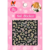 Nail Stickers 3D Nail Stickers 1 Sheet 10100 15
