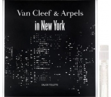 Van Cleef & Arpels In New York Eau de Toilette Spray for Men 2 ml with spray, Vialka