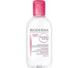 Bioderma Sensibio H2O AR micelární voda proti začervenání pleti 250 ml