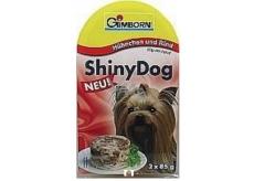 Gimborn Shiny Chicken + Lamb Supplementary Dog Food 2 x 85 g