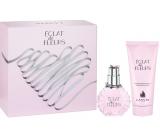 Lanvin Eclat de Fleurs perfumed water for women 50 ml + body lotion 100 ml, gift set