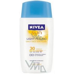 Nivea Sun Light Feeling SPF30 Light Sun Cream 50 ml