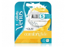 Gillette Venus & Olay spare head 4 pieces for women