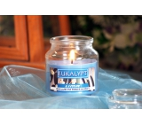 Lima Aroma Dreams Eucalyptus aromatic candle glass with lid 120 g