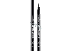 Essence Nail & Cuticle Tattoo Liner tattoo pen for nails and cuticles 01 Black 1 ml