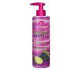 Dermacol Aroma Ritual Grapes with lime Antistress hand soap 250 ml