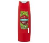 Old Spice Lemon with Sandalwood 2in1 Shampoo and 250 ml men's shower gel