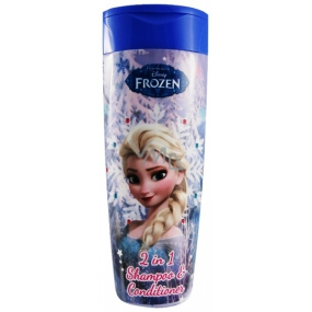 Frozen 2in1 shampoo and conditioner for children 400 ml