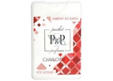 Pocket Parfumes Charlotte for Woman parfémovaná voda 20 ml