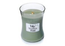 WoodWick Candle Medium Applewood 1015