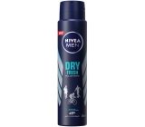 Nivea Men Dry Fresh 48h antiperspirant deodorant spray for men 150 ml
