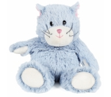 Albi Warm mini stuffed toy with lavender aroma Cat height approx. 23 cm