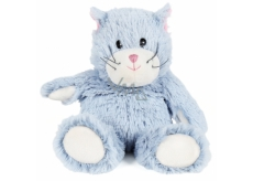 Albi Warm mini plush with Lavender Cat height approx. 23 cm