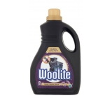 Woolite Darks Black & Denim liquid detergent with keratin for dark and black laundry 30 doses of 1.8 l