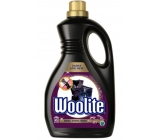 Woolite Darks Black & Denim liquid detergent with keratin for dark and black laundry 45 doses of 2.7 liters