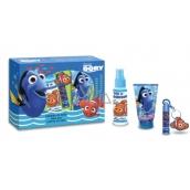 Disney Wanted DoryToilet Water 100 ml + shower gel + shampoo 150 ml + lip balm + keychain for children gift set
