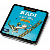 Albi Magnetic Travel Games Snakes and Ladders Recommended Age 7+