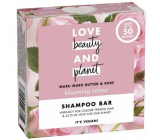Love Beauty & Planet Murumur Butter and Rose solid shampoo for colored hair 90 g