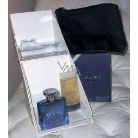 Bvlgari Blv Notte EdT 75 ml Eau de Toilette + 75 ml Shower Gel, gift set