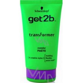 Got2b Transformer Restyler Paste shaping paste 150 ml