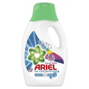 Ariel Touch of Lenor Fresh liquid washing gel 20 doses of 1.1 l