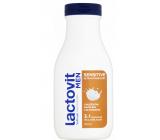 Lactovit Men Sensitive ultra moisturizing shower gel for men 300 ml