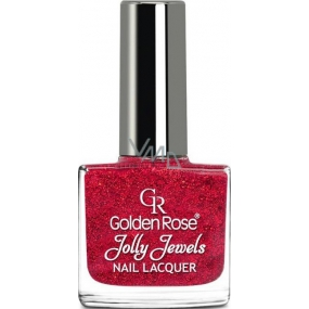 Golden Rose Jolly Jewels Nail Lacquer nail polish 121 10.8 ml