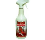 Unichem Faracid+ insekticid účinný prostředek na hubení mravencům faraonům 500 ml rozprašovač