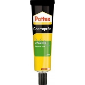 Pattex Chemoprene Universal adhesive for fixed joints absorbent and non-absorbent material tube 120 ml