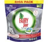 Jar Platinum All in One Green Kapsle do myčky nádobí 84 kusů