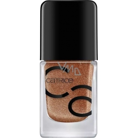 Catrice ICONails Gel Lacque lak na nehty 49 Let s Get Ready For Bronze 10,5 ml