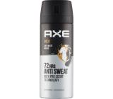 Ax Gold Anti White Marks antiperspirant deodorant spray for men 150 ml