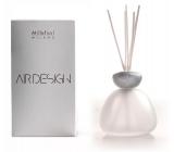 MF.Air Design Diffuser marble top gray / Matt glass