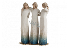 Willow Tree - Figurine We stand together height: 23 cm