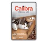 CALIBRA cat 100g pocket premium adult lamb + poultry 4853