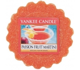 Yankee Candle Passion Fruit Martini - Tropical cocktail with Martini fragrant wax into the aroma lamp 22 g