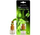 Cossack Green tea car fragrance in a bottle of 5 ml