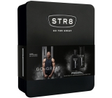 Str8 Rise EdT 50 ml men's eau de toilette + 150 ml Deodorant Spray, gift set