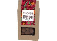 Albi Almonds in chocolate with cinnamon For the dearest mother 80 g