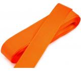 Nekupto Fabric taffeta ribbon orange 3 mx 15 mm